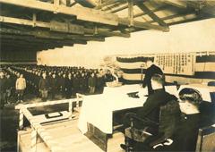 海軍・厚生大臣 由良染料(ワイ・エス・ケー)従業員に対する訓示